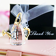Gifts Bridesmaid Gift Vintage Crystal Water Can Favor