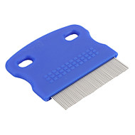 Cat Dog Grooming Cleaning Comb Pet Grooming Supplies Casual/Daily Blue