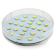 Spot LED Blanc Naturel GX53 4W 25 SMD 5050 300 LM AC 100-240 V
