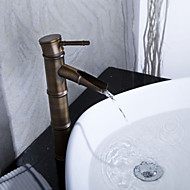 Sprinkle® Sink Faucets  ,  Antique  with  Antique Bronze Single Handle One Hole  ,  Feature  for Centerset