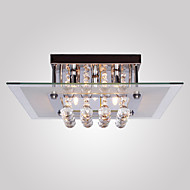 SL® Ceiling Light Modern Crystal Living 5 Lights