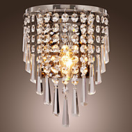 SL® Semi Circular Wall light in Crystal Feature