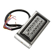 Metall Wasserdicht Accesscontroller (1200 Benutzer, Built-in Proximity Card Reader)