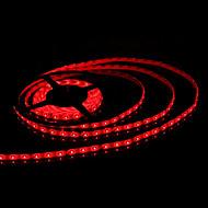 Z®ZDM Waterproof 5M 300x3528 SMD Red Light LED Strip Lamp (12V)