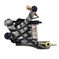 Damascus steel Tattoo Machine Gun both Liner and Shader