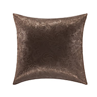 TWOPAGES® Stylish Floral Polyester Decorative Pillow With Insert