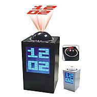 Digital LED Alarm ur Projector (Blandede Farver)