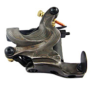 Damascus steel Tattoo Machine Gun