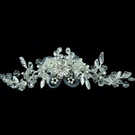 Gorgeous Lace With Rhinestone/Pearl Women's Fascinators