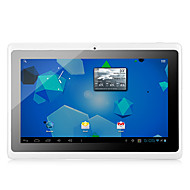 "7.0 ""wi-fi tablet (android 4.0,4gb rom, 512 MB de RAM)"