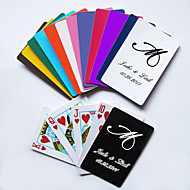 Personalized Playing Cards - Initial