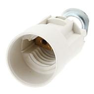 E14 Base de Dados de 53 milímetros de vela lâmpada soquete suporte da lâmpada