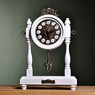 Antique Swing Table Clock