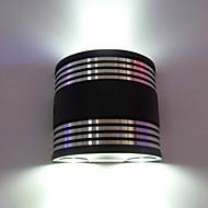 LED / סגנון קטן / נורה כלולה אורות קיר Flush Mount,מודרני/עכשווי משולב לד מתכת