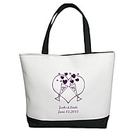 Gifts Bridesmaid Gift Personalized Canvas Bag