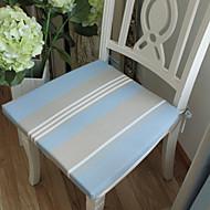 Multicolore Polyester Carré Coussins de chaises