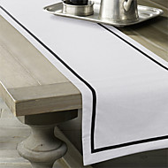 Black Line Runner Tableau blanc