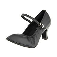Couro Arch Strap Modern / Femininos Sapatos de dança de salão