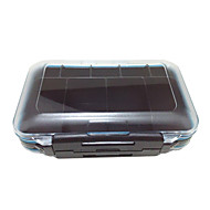 Portable Double Sides Waterproof Lure Box Tackle Box(15*9.5*4.2cm)