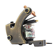 Coil Tattoo Machine Professiona Tattoo Machines Brass Shader Wire-cutting