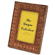 resina marco de fotos lingote de oro clásico allen