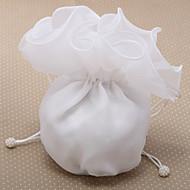 Polyester mit Imitation Perle Hochzeit Braut Geldsack