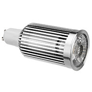 GU10 10W 780-820LM 2700-3500K teplá bílá LED COB Spot žárovka (110-240V)