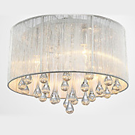 MAISHANG® Ceiling Light Modern Crystal 4 Lights