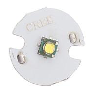 5W 400lm 6500K Alb rece Cree LED-uri Modul emitator (3.2-3.6V)