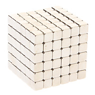 Leksaker Magnetleksaker 216Pcs 4mm Executive leksaker Puzzle Cube DIY leksaker magnetiska bollar Rosa utbildning leksaker för Gift