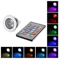 Spots (RGB MR16 - 3 W- GX5.3 AC 12