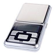 Bærbar digital smykkevekt 200 g 0,01 g