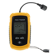 100m Detect Depth Sonar Sensor Fishfinder Set HHF-20099