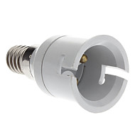 E14 naar B22 LED-lampen Socket Adapter