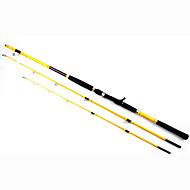 180/210cm Two Tips Casting Fishing Rod (50#/80# Sections)