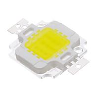 10W COB 820-900LM 6000-6500K meleg fehér fény LED Chip (9-12V)
