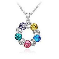 Unique Alloy With Rhinestone Women's Necklace