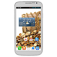 "CUBOT P9 5.0 "" Android 4.2 3G-Smartphone (Dual SIM Dual Core 5 MP 512MB + 4 GB Schwarz / Weiß)"