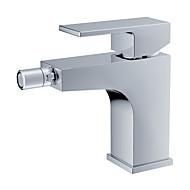 Bidet Faucets Contemporary Brass Chrome