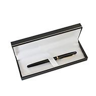personlig fars dag gave sorte klassiske metal sort blæk gel pen