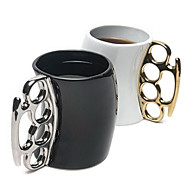 New Style Creative Ceramic Fist Cup Mug Color Sent Randomly
