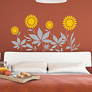Floral Sunflower Wall Stickers