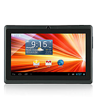 7 אינץ' Android 4.4 Tablet (Quad Core 1024*600 512MB + 8GB)