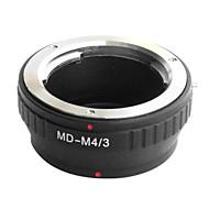 Φακό EMOLUX Minolta MD MC για Micro 4/3 Adapter E-P1 E-P2 E-P3 G1 G2 GF1 GH1 GF2 GH2 G3 GF3