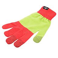 Full-finger Gloves / Winter Gloves / Sports Gloves Women's / Men's / Unisex Anti-skiddingCamping & Hiking / Cycling/Bike / Leisure Sports