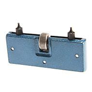 Watch Repair Tool Kit Adjustable Back Case Opener Cover Remover Screw Watchmaker Open Battery