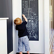 DIY Wall Stickers Removable Washable Environmental Friendly Blackboard Wall Decals Chalks Included