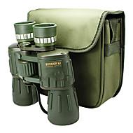 Seeker® 10x 50 mm Kikare BaK4 Nattseende / Bred vinkel / Hög upplösning 115m/1000M Centralt fokus Hel beläggning Dimlight / Avståndsmätare