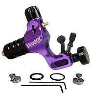 Rotary Tattoo Machine Liner ja Shader (violetti)