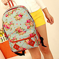 Children's Floral Print Backpack
